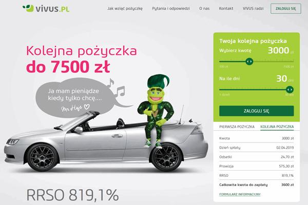 Vivus Tychowo  zadzwoń 600 111 551